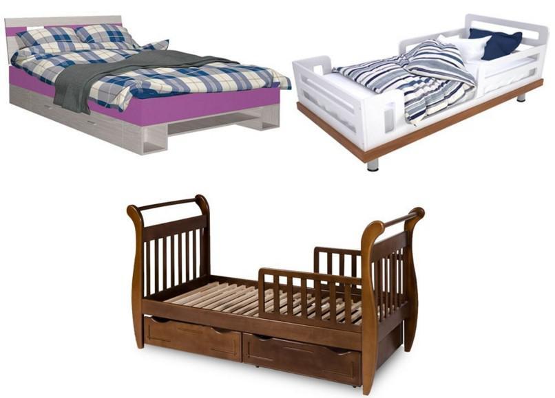 уютные детские кроватки